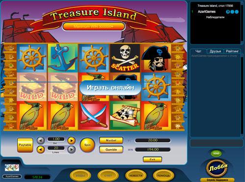 Игровые автоматы треасуре исланд играть бесплатно новости игровые автоматы закрытие